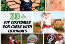 costumes - all ages / by Karla Greger