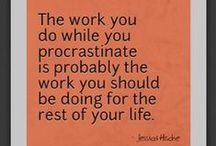 Look out! I'm self distracting!  / Encouragement for those with specialized brains. Yes. That means *you*. :D