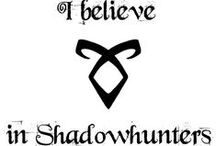 The world of Shadowhunters