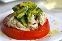 Salads / by Tina's Tasty Kitchen