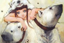 ART:  Animals And Their People / by june bug