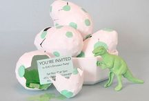 Party: Dinosaur theme