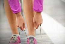 Trening og helse / Inspirasjon til forskjellige måter å trene og få bedre helse på