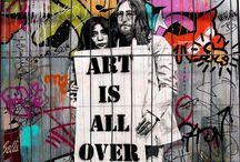 Kunst / Stilige bilder/gate kunst