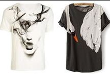 T-Shirts to the Tee! / Tees you'll treasure . . . from the cropped to the hooded; the modern to the vintage . . . For today's woman