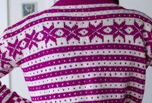 Tradisjonel strikking