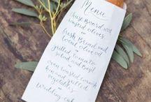 Wedding_menu ideas