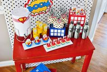 Party: Superheroes party