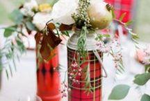 Wedding_Winter tartan