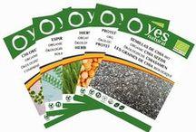 Superalimentos Ecológicos / Superalimentos 100% ecológicos que mejoran tu rendimiento físico y mental