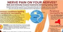 You are a pain on my nerve / Nerve pain is one of the most difficult pains to relieve... here are some solutions