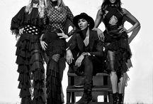 • E D I T O R I A L • / Fashion editorials...