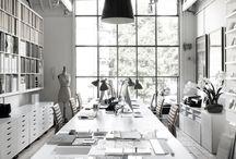 • W O R K S H O P • / Creative spaces...