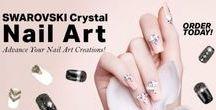 Swarovski Nail Art / Nail Art