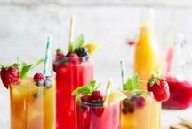 Drinks, Smoothies, Cocktails