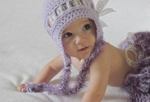 The Crochet by Me / My line of crochet patterns - Crochet It Baby! / by Amanda Hertz