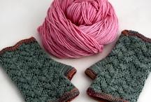 Handschoenen breien Mittens Knitting