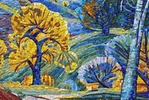 Mosaic / Mosaics and photos to give me inspiration for my next project