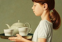 Tea Time / by Ellie