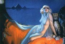Art: Vintage Illustration / by Jean Cadman Smith