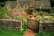 Places:  England / I was born and raised in England and have fond memories of the rain, the green grass, the smell of the North Sea, small houses and my friends - some of whom are still in my life.