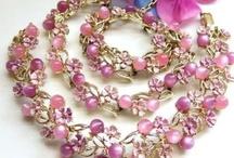 Jewelry:  Coro / Vintage