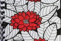 Art:  Zentangle / by Jean Cadman Smith