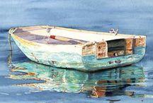 Art:  Watercolor Tutorials / by Jean Cadman Smith