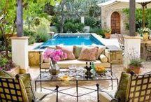 Ogród i taras / ciekawe rozwiązania, pomysły, inspiracje w ogrodzie
