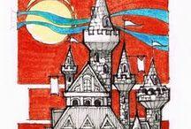 a glimpse / the House of Limaco original artworks