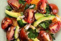Salads / by Cherie Hanson