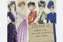 Fashion:  Lucille