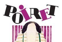 Fashion:  Paul Poiret