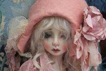 Dolls:  Art Doll