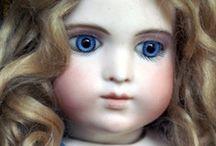 Dolls:  Antique