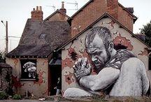 Art:  Street Art / by Jean Cadman Smith