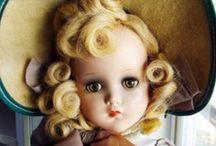 Dolls:  Vintage