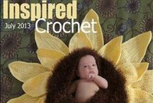 Crochet It Baby! / Free Patterns from my blog post / by Amanda Hertz