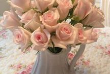 Flower's We've Designed at Little White Cottage / Gorgeous designs!