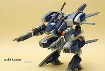 Extreme Lego robots