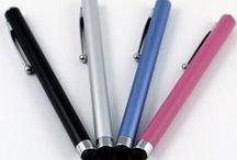 Stylus pennen / Touch screen pennen / Deze trendy pennen zijn een aanwinst voor uw organisatie!