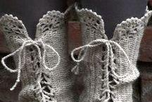 Boots Cuffs Leg Warmers Shoes