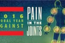 Global Year Against Pain / GYAP Posters