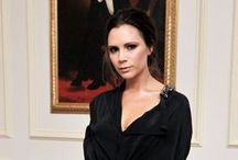 "VICTORIA BECKHAM / ""I can't concentrate in flats."" - Victoria Beckham"
