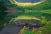 Colorado / Summer Holiday 2015 / by Greg Morgan