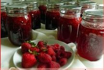 Canning Recipes / by Homemaking on the Homestead