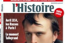 L'Histoire / Les numéros de L'Histoire