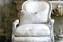 Furniture: chairs / Beautiful chairs / by Ellie