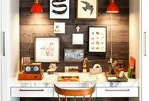 Work that Space / Design inspiration for your home office/workspace. / by My Brilliant LifeStyle