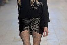 Gatta na pokazie Roberta Kupisza! / #fashion #show #runway #robert_kupisz #tights #socks #pantyhose #gatta